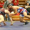 1-30-16<br /> Sectional Wrestling<br /> Kokomo's Gavin Herrera in the 195<br /> Kelly Lafferty Gerber | Kokomo Tribune