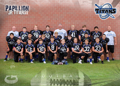 2016 Jr Titans Football
