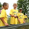 Kids Fishing Clinic at the Kokomo Reservoir on Saturday, July 30, 2016.<br /> Kelly Lafferty Gerber | Kokomo Tribune