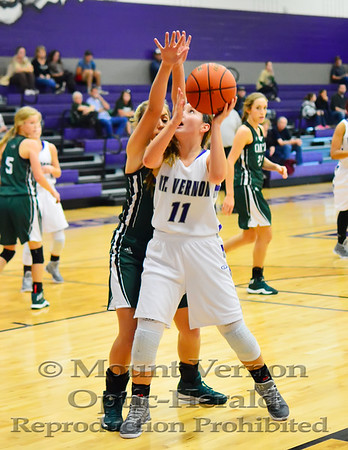 Mount Vernon Varsity Lady Tigers vs Canton Lady Eagles Basketball photos