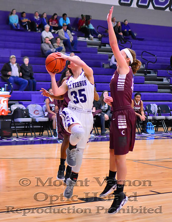 Varsity Lady Tigers vs Cooper Lady Bulldogs 12/19/2016
