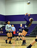 Mount Vernon Varsity Lady Tigers vs Chisum Lady Mustangs Volleyball photos