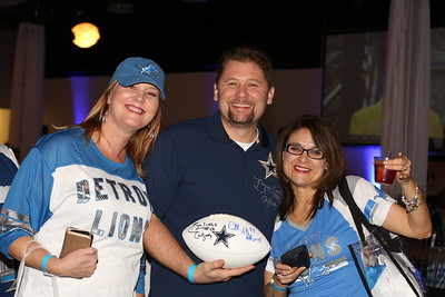 2016 Lions at Cowboys Tailgate Party