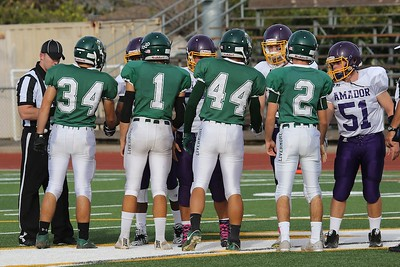 LHS JV vs Amador Valley Oct 7th