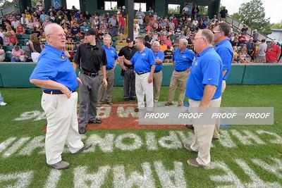 Raymond vs Sobieski Baseball 2016 MN State Class C Championship Game