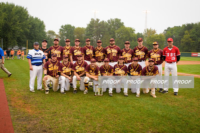 Sobieski Skis Runner Up Class C MN State Baseball Championships