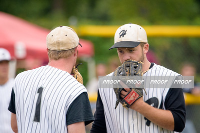 Regal vs Hadley Baseball