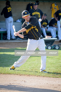 Brownton Bruins vs Sartell Muskies Baseball