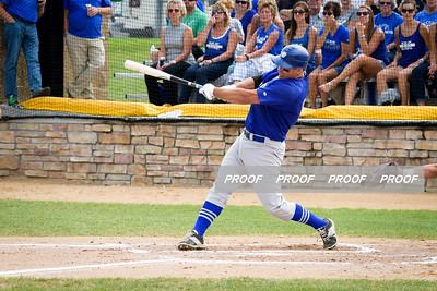 Hutchinson vs Plato Baseball
