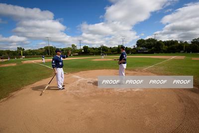 Miesville vs Moorhead Baseball 2016 MN B Class Championship Game