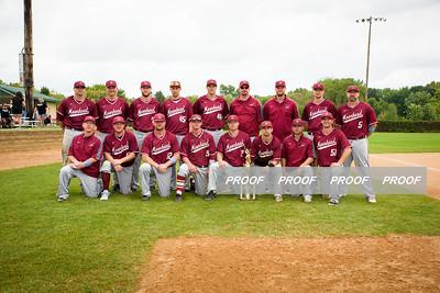 Moorhead Brewers 2016 Runner Up MN State Baseball Championships