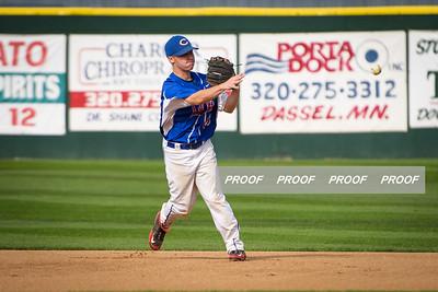 Blaine vs Chaksa Baseball