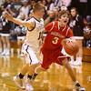 3-4-16<br /> Maconaquah vs Western boys sectional bball<br /> Maconaquah's Chander Pitts and Western's Josh Beeler<br /> Kelly Lafferty Gerber | Kokomo Tribune