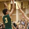3-12-16<br /> Eastern Boys basketball regional semifinal<br /> Eastern's Trey Thomas<br /> Kelly Lafferty Gerber | Kokomo Tribune