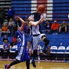 The city county 8th grade  basketball tournament between Kokomo and Northwestern at Memorial Gym on March 21, 2016.<br /> Tim Bath | Kokomo Tribune