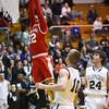 3-4-16<br /> Maconaquah vs Western boys sectional bball<br /> <br /> Kelly Lafferty Gerber | Kokomo Tribune