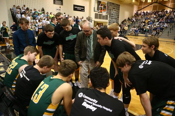 3-12-16<br /> Eastern Boys basketball regional semifinal<br /> <br /> Kelly Lafferty Gerber   Kokomo Tribune