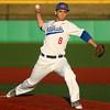 3-29-16<br /> Kokomo vs Huntington North baseball<br /> Kokomo's Noah Hurlock pitches.<br /> Kelly Lafferty Gerber | Kokomo Tribune