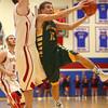 3-5-16<br /> Eastern vs Taylor boys basketball sectional championship<br /> Eastern's Braden Evans<br /> Kelly Lafferty Gerber | Kokomo Tribune
