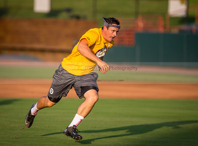 Celebrity Wounded Warriors Amputee Softball Game 2016