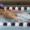 11-17-16<br /> Northwestern girls swimming<br /> Lexie Parrott in the 100 Yard Butterfly<br /> Kelly Lafferty Gerber | Kokomo Tribune