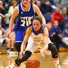 11-10-16<br /> Tri Central vs Tipton girls basketball<br /> Tri Central's Taylor Davis goes after a loose ball with Tipton's Kelsey Mitchell not far behind.<br /> Kelly Lafferty Gerber | Kokomo Tribune