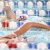 11-15-16<br /> Kokomo vs Western girls swimming<br /> Kokomo's Morgan Reecer in the 500 Yard Freestyle<br /> Kelly Lafferty Gerber | Kokomo Tribune