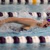 11-17-16<br /> Northwestern girls swimming<br /> Hallie Roth in the 50 Yard Freestyle<br /> Kelly Lafferty Gerber | Kokomo Tribune