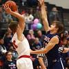 11-26-16<br /> Taylor vs Cass boys basketball<br /> <br /> Kelly Lafferty Gerber | Kokomo Tribune