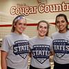 IUK volleyball senior players<br /> Kelly Lafferty Gerber | Kokomo Tribune