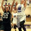 11-22-16<br /> Northwestern vs Western girls basketball<br /> NW's Taylor Boruff<br /> Kelly Lafferty Gerber | Kokomo Tribune