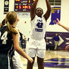 11-22-16<br /> Northwestern vs Western girls basketball<br /> NW's Beza Townsend<br /> Kelly Lafferty Gerber | Kokomo Tribune