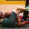 11-30-16<br /> Eastern vs Kokomo wrestling<br /> Kokomo's Jabin Wright and Eastern's Macaiah White<br /> Kelly Lafferty Gerber | Kokomo Tribune