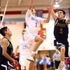 11-29-16<br /> Maconaquah boys basketball<br /> Chandler Pitts goes to make a layup.<br /> Kelly Lafferty Gerber   Kokomo Tribune