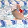 11-15-16<br /> Kokomo vs Western girls swimming<br /> Kokomo's Addison Reckard in the 200 Yard Freestyle<br /> Kelly Lafferty Gerber | Kokomo Tribune