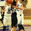 11-22-16<br /> Northwestern vs Western girls basketball<br /> Madison Layden steals the ball.<br /> Kelly Lafferty Gerber | Kokomo Tribune