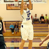 11-22-16<br /> Northwestern vs Western girls basketball<br /> NW's Sarah Vas<br /> Kelly Lafferty Gerber | Kokomo Tribune