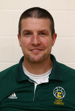 Coach Todd Stout