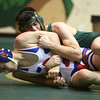 11-30-16<br /> Eastern vs Kokomo wrestling<br /> Eastern's Isaac Maurer and Kokomo's Tyler Hess<br /> Kelly Lafferty Gerber | Kokomo Tribune
