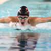 11-15-16<br /> Kokomo vs Western girls swimming<br /> Western's Delaney Lupoi in the 200 Yard IM<br /> Kelly Lafferty Gerber | Kokomo Tribune