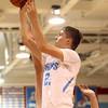 11-29-16<br /> Maconaquah boys basketball<br /> Bryce Ward shoots.<br /> Kelly Lafferty Gerber   Kokomo Tribune