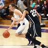 11-22-16<br /> Northwestern vs Western girls basketball<br /> NW's Sophia Beachy<br /> Kelly Lafferty Gerber | Kokomo Tribune