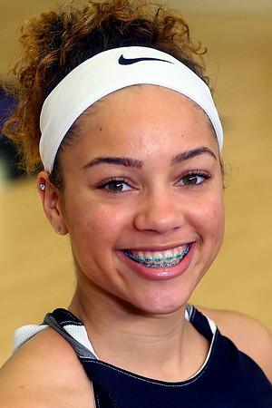 Northwestern HS Girls Basketball<br /> Eddington, Olivia 11-1-16