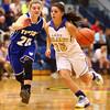 11-10-16<br /> Tri Central vs Tipton girls basketball<br /> Tri Central' Kinsey Leininger tries to get around Tipton's Kelsey Mitchell.<br /> Kelly Lafferty Gerber | Kokomo Tribune