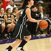11-22-16<br /> Northwestern vs Western girls basketball<br /> Western's Carlie Ritchie<br /> Kelly Lafferty Gerber | Kokomo Tribune