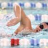 11-15-16<br /> Kokomo vs Western girls swimming<br /> Western's Claire Casner in the 200 Yard Freestyle<br /> Kelly Lafferty Gerber | Kokomo Tribune