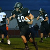 10-21-16<br /> Western vs Mooresville football<br /> Andrew Ault runs the ball.<br /> Kelly Lafferty Gerber | Kokomo Tribune