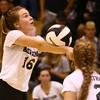 10-20-16<br /> Western vs Northwestern sectional volleyball<br /> <br /> Kelly Lafferty Gerber | Kokomo Tribune