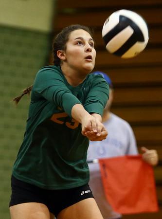 10-12-16<br /> Kokomo vs Eastern volleyball<br /> Eastern's Torie Bratcher<br /> Kelly Lafferty Gerber   Kokomo Tribune