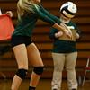 10-12-16<br /> Kokomo vs Eastern volleyball<br /> Eastern's Casey Clark<br /> Kelly Lafferty Gerber | Kokomo Tribune